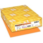 large supply of wausau heavyweight cardstock paper  - ulettera fast shipping - sku: wau22851