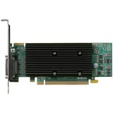 Matrox M9140-E512LAF M9140 Graphics Card - 512 MB DDR2 SDRAM - PCI Express x16
