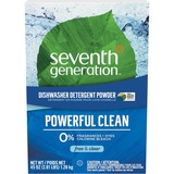 Seventh Generation Natural Dishwasher Powder