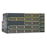 Cisco Catalyst WS-C2960S-24TD-L Ethernet Switch - 24 Port - 2 Slot