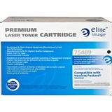Elite Image Remanufactured MICR Toner Cartridge Alternative For HP 55A (CE255A)