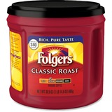 FOL2550020421 - Folgers 240-cup Canister Classic Roast Coffee Ground