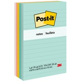 Post-it Value Pack Marseille Lined Notes