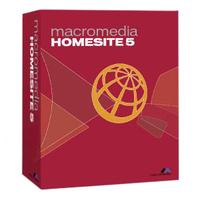 Adobe HomeSite v.5.0 Commercial - Complete Product - 1 User
