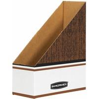Bankers Box Magazine Files - Oversized Letter FEL07224