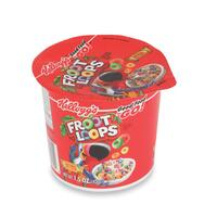 Kellogg's Froot Loops in a Cup Cereal KEB01246