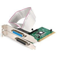 StarTech.com 2 Port PCI Parallel Adapter Card - EPP/ECP - 2 x 25-pin DB-25 Female IEEE 1284 Parallel PCI - 1 Pack