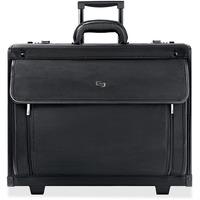 """Solo Carrying Case (Roller) for 16"""" Document, Notebook, Accessories - USLPV784"""