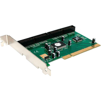 StarTech.com 2 Port PCI IDE Controller Adapter Card - 2 x 40-pin IDC Male Ultra ATA/133 (ATA-7) Ultra ATA - PCI