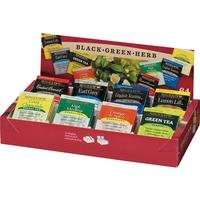 Bigelow 8-Flavor Tea Assortment Tea Tray Pack BTC10568