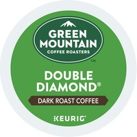 Green Mountain Coffee Roasters Double Black Diamond GMT4066