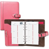 Day-Timer Breast Cancer Awareness Leather Starter Set DTM48437