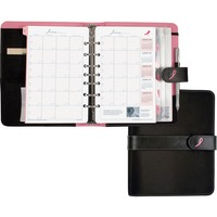 Day-Timer Breast Cancer Awareness Leather Starter Set DTM48391
