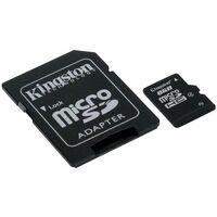 Kingston SDC4/8GB 8 GB microSDHC - 1 Card