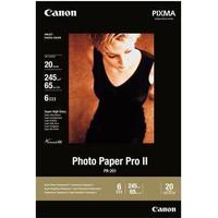 Canon Pro Platinum 2768B017 Photo Paper - A3 - 297 mm x 420 mm - 20 x Sheet