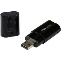 StarTech.com Audio USB Adapter - White