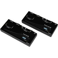StarTech.com USB VGA Console Extender over CAT5 UTP (500 ft) - 2 Computer(s) - 2 - 1 x HD-15 Video In