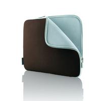 Belkin F8N160EARL Notebook Case - Neoprene - Chocolate, Tourmaline