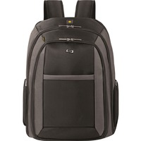 """Solo Sterling Carrying Case (Backpack) for 16"""" Notebook - Black USLCLA7034"""