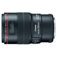 Canon EF 3554B005 Lens - 100 mm
