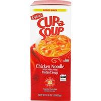 Lipton-Unilever Liptjl03487 Cup-A-Soup, .45 Oz, 22-Bx, Chicken Noodle LIPTJL03487