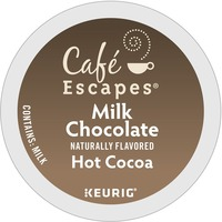Cafe Escapes Milk Chocolate Hot Cocoa GMT6801