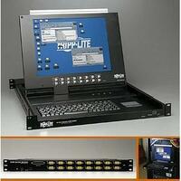 Tripp Lite NetDirector B020-016 16-Port Console KVM Switch