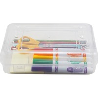 Gem Office Products Clear Pencil Box Deal