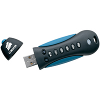 Corsair Flash Padlock CMFPLA8GB 8 GB USB 2.0 Flash Drive
