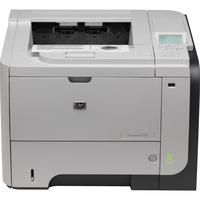 HP LaserJet P3015DN Laser Printer - Monochrome - Plain Paper Print - Desktop