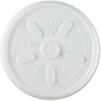 Dart Lids for Foam Cups and Containers DCC8JL
