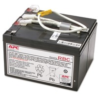 APC APCRBC109 Battery Unit - Sealed Lead Acid - Spill-proof/Maintenance-free - Hot Swappable - 3 Year Minimum Battery Life - 5 Year Maximum Battery Life