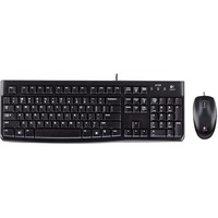 Logitech Wired MK120 Keyboard & Mouse