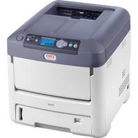 Oki C711N LED Printer - Colour - Plain Paper Print - Desktop