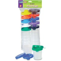 ChenilleKraft No-Spill Paint Cups Assortment CKC5100