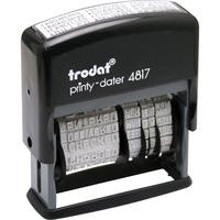 U.S. Stamp & Sign 12-Message Business Stamp Deal