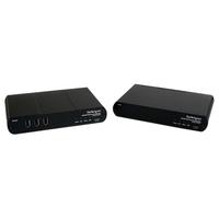 StarTech.com USB DVI KVM Console Extender w/ True USB 2.0 and Audio - 500m - 1 Computer(s) - 1 - 1 x DVI-D Digital Video