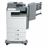 Lexmark X792DTME Laser Multifunction Printer - Colour - Plain Paper Print - Floor Standing