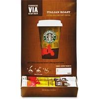 Starbucks VIA Ready Brew Italian Roast Coffee Ground SBK11008130