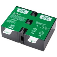 APC APCRBC124 Battery Unit - Sealed Lead Acid - Spill-proof/Maintenance-free - Hot Swappable - 3 Year Minimum Battery Life - 5 Year Maximum Battery Life