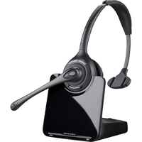 Plantronics CS510A Wireless DECT Mono Headset - Over-the-head - Semi-open