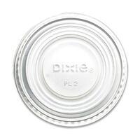 Dixie Foods Dxepl2 Souffle Cup Lids, 2oz, 2400-Ct, White DXEPL2