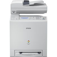 Epson AcuLaser CX29NF CX29DNF Laser Multifunction Printer - Colour - Plain Paper Print - Desktop