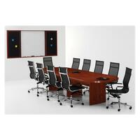 DMi Fairplex 7005-144EX Expandable Conference Table