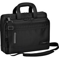 "Targus Revolution TTL316EU Carrying Case for 40.6 cm (16"") Notebook - Black - Abrasion Resistant, Snag Resistant - Ballistic Nylon, Nylon PU - Shoulder Strap, Handle"