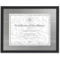 Dax Burns Grp. Metal Mat Certificate Frame
