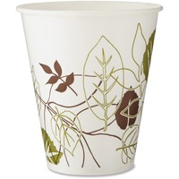 Dixie Poly-coated Paper Cold Cups DXE12FPPATH