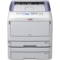 Oki C800 C831DN LED Printer - Colour - 1200 x 600 dpi Print - Plain Paper Print - Desktop