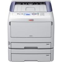 Oki C800 C841DN LED Printer - Colour - 1200 x 1200 dpi Print - Plain Paper Print - Desktop