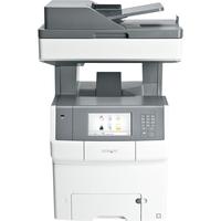 Lexmark X740 X748DE Laser Multifunction Printer - Colour - Plain Paper Print - Desktop
